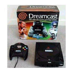 Sega dreamcast consoles only