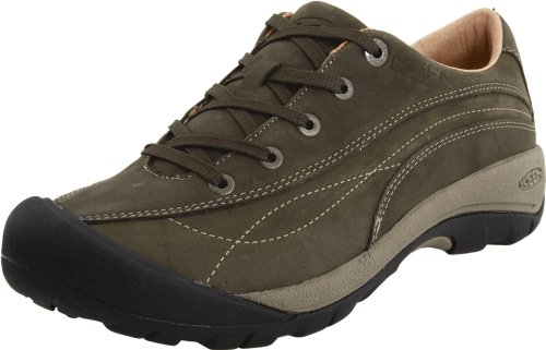 Keen Women's Toyah Fashion Sneaker,Black Olive,8 M US