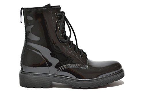 Nero Giardini Anfibi stivaletti nero 3474 scarpe donna A513474D 39