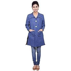 Fbbic Women's Ideal Denim Coat