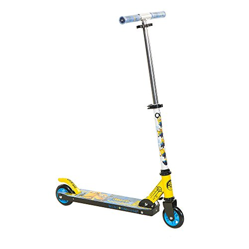 Dynacraft-Despicable-Me-2-Minions-Aluminium-Scooter