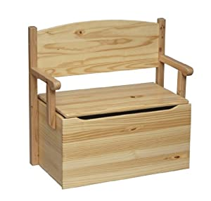 Little Colorado Bench Toy Box- Natural at Sears.com