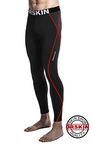 DRSKIN-DB04-Compression-Tight-Pants-Base-Layer-Running-Leggings-Men-Women