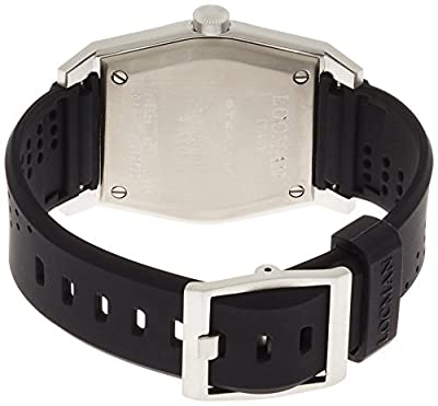LOCMAN watch stealth classic Quartz Men's 0201 020100BKFBW1SIK Men