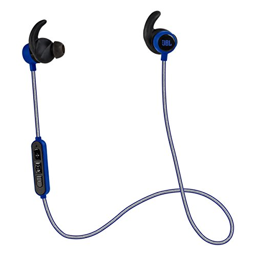 Click to buy JBL Reflect Mini Bluetooth In-ear Sport Headphones (Blue) - From only $76.99