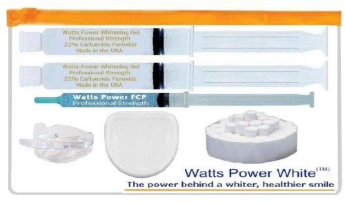New Watts Power Sensitive 22% Dental Pro Formula