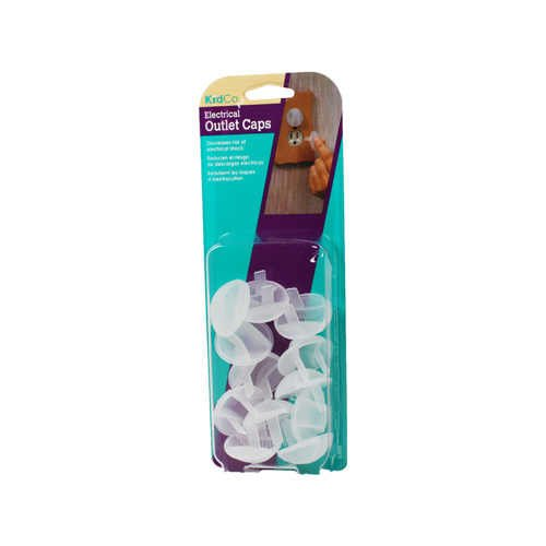 KidCO 12 Count Electrical Outlet Cap - 1