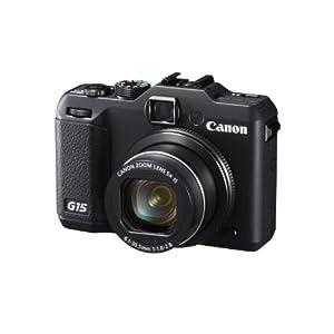Beste Digitalkameras: Canon PowerShot G15