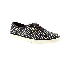 Keds Women\'s Taylor Swift Mini Hearts Fashion Sneaker, Grey, 6.5 M US