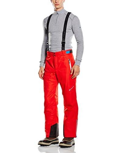 Alpine Pro Pantalón Esquí Molini II Rojo