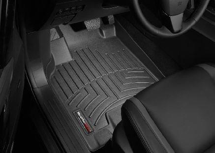 2007-2012 Mazda CX-9 Black WeatherTech Floor Liner (Full Set) (Mazda Cx9 Accessories 2011 compare prices)