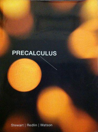 PRECALCULUS:MATH.FOR CALC.,ENHANCED ED. (Specifically For John Jay College) (Specifically for John Jay College)