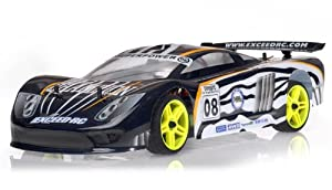 exceed rc 1 10th champion pro brushless upgraded r c car brand new 100 rtr. Black Bedroom Furniture Sets. Home Design Ideas