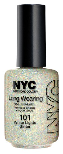 Great colors! Resist chipping, peeling and boredom. New York color long-wearing nail enamel delivers beautiful color with its long-wearing formula. New York color long-wearing nail enamel lets you glamorize your nails with creme, glitter, frost and sheer textures.