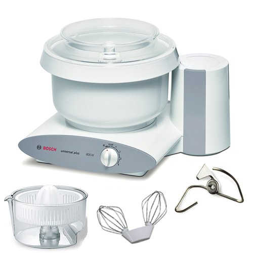 Bosch Universal Plus Mixer with Citrus Juicer Attachment Get Rabate