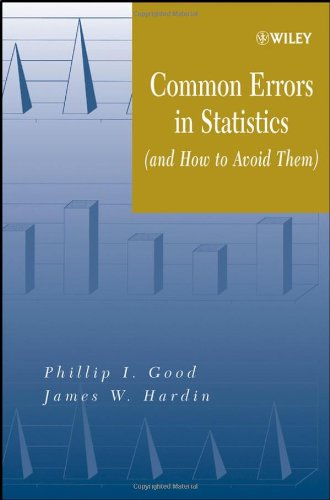 Common Errors in Statistics [and how to avoid them]