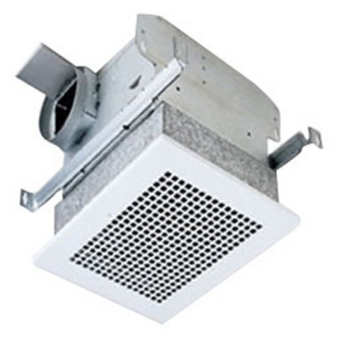 Broan 80Rdf Finish Pack With Metal Grille 80 Cfm Single Pack. Requires Rdh To Complete Unit front-616366