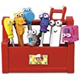 Fisher-Price Handy Manny's Talkin' Tool Box