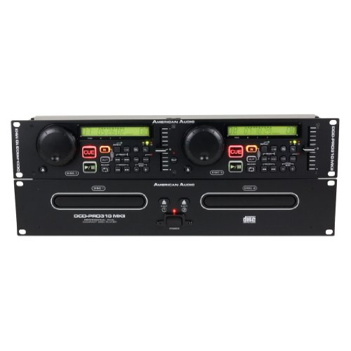 Why Should You Buy American Audio Dcd Pro 310 Mkii Dual Cd Player