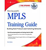 img - for [(Rick Gallaher's MPLS Training Guide: Building Multi Protocol Label Switching Networks )] [Author: Rick Gallaher] [Jan-2004] book / textbook / text book
