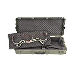 SKB Cases iSeries 4217 Double Rifle Case, Olive Drab, 45 1 2X20X9 3i-4217-DB-M by SKB Cases