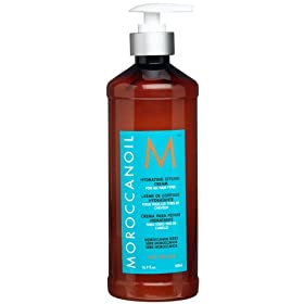 Moroccanoil Hydrating Styling Cream, 16.9-Ounce Bottle