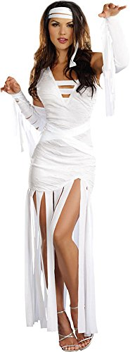 Mummy Dearest Womens Costume Sm Halloween Costume