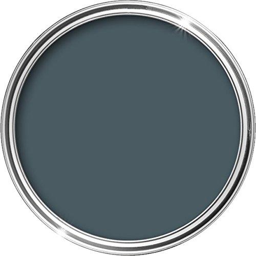 HQC Vinyl Matt Emulsion Paint 2.5L (Teal Blue)
