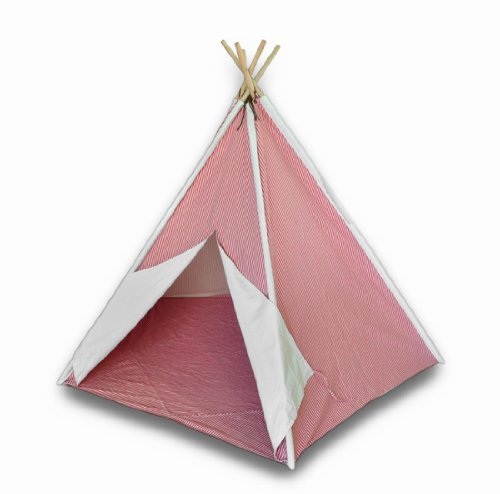 Kids Teepee Tent front-115608