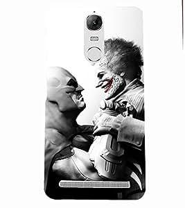 PRINTSOPPII FAMOUSH PERSONALITI Back Case Cover for Lenovo K5 NOTE::Lenovo Vibe K5 Note Pro