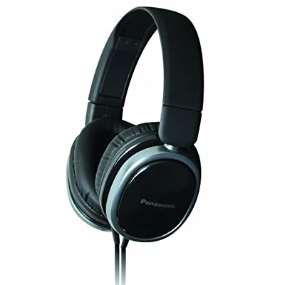 Panasonic Monitor Headphones with Mic