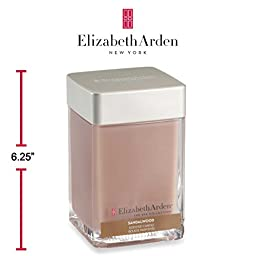 LIMITED TIME OFFER! Elizabeth Arden™ 20 oz Sandalwood HUGE Scented Soy Candle in Reusable Glass Jar | Made with Essential oils | Notes of Amber & Wood | Kitchen Decor | Great Gift Idea!