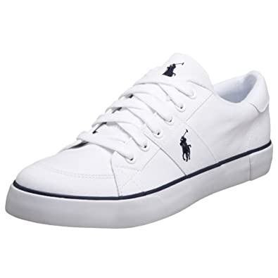Amazon.com: Polo Ralph Lauren Men's Harold Sneaker: Shoes