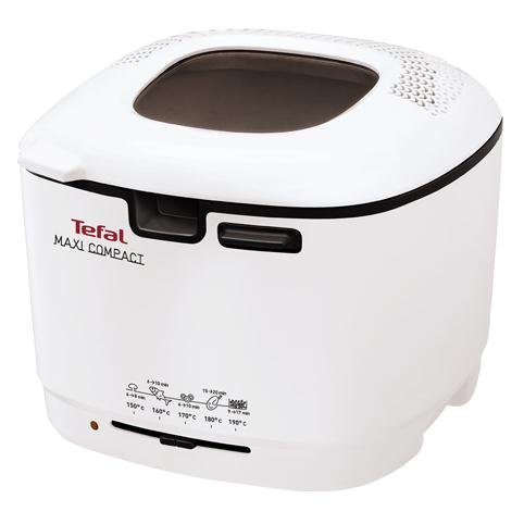 fryers reviews tefal ff105615 maxi compact deep fat fryer. Black Bedroom Furniture Sets. Home Design Ideas