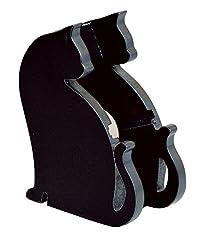 猫テープカッター(振り向き猫) G-1140 BK(ブラック)