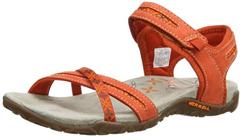 Merrell Terran Cross,  Rosso Rosso (Red Clay) 40