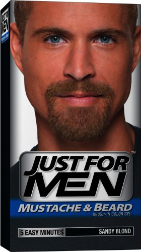 just for men brush in gel de - Coloration Pour Barbe