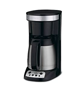 Cuisinart Coffee Maker Thermal Carafe Problems : Amazon.com: Cuisinart FlavorBrew Thermal 10-Cup Coffeemaker, Black: Drip Coffeemakers: Kitchen ...