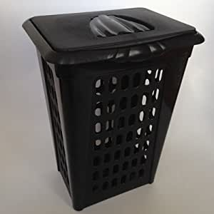 Share facebook twitter pinterest currently unavailable we don t know when - Plastic hamper with lid ...