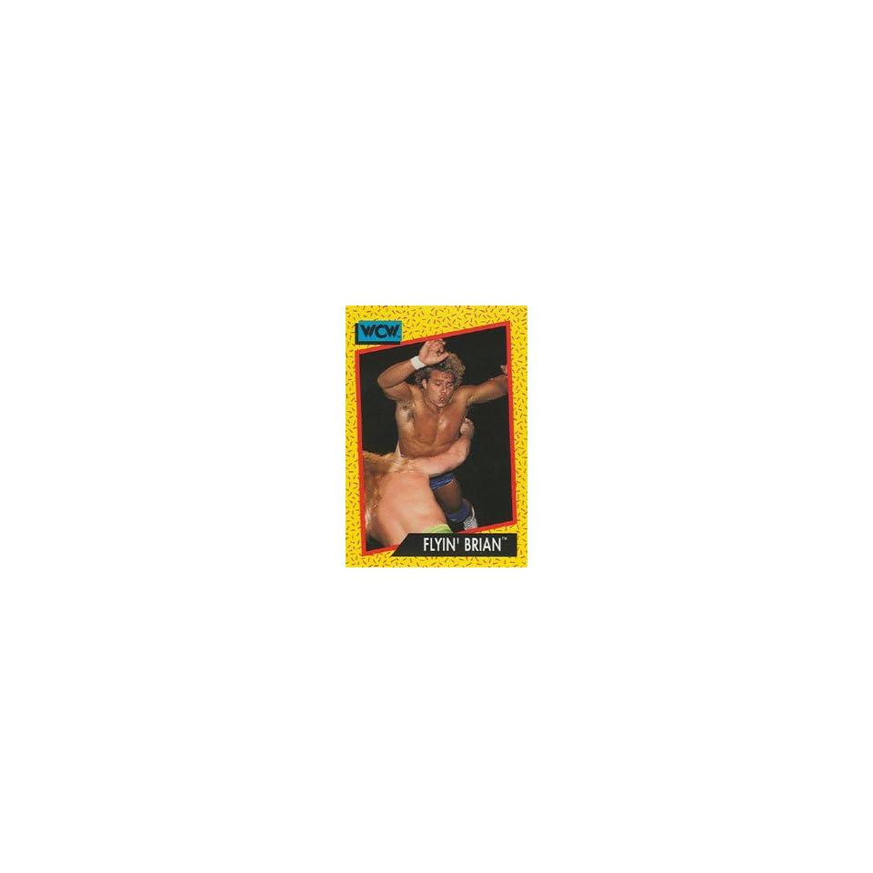 1991 WCW Impel Wrestling Trading Card #62  Brian Pillman