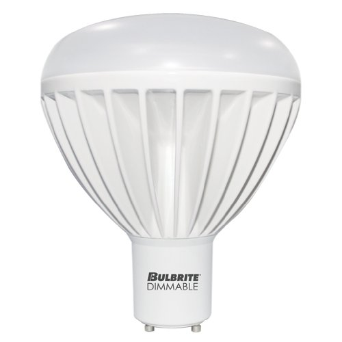 Bulbrite Led20Br40Gu24/30K/D 20-Watt Dimmable Led Br40 Reflector With Gu24 Base, Soft White