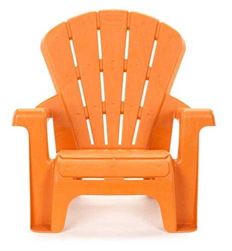 Little Tikes Garden Chair- Orange