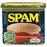 ホーメル スパムミート レギュラー 340G 1缶