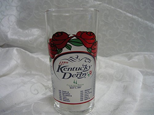 2003-kentucky-derby-glass-129th-official-glass