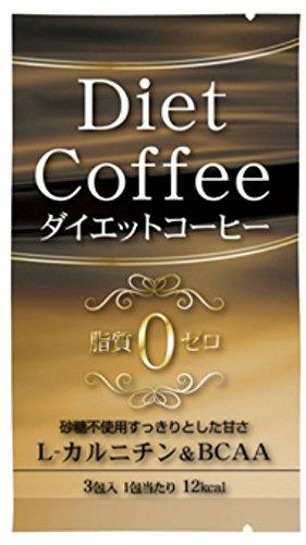 ユーワ ダイエットコーヒー0 5gX3包
