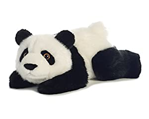 Aurora World Miyoni Panda Plush, Lying by Aurora World