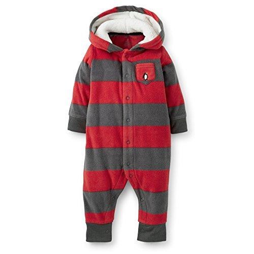 Baby Fleece One Piece front-930897