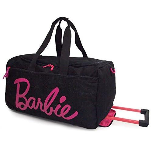 (バービー) Barbie 2輪 3WAYローリングボストン/スーツケース リズラメ 45L 45928
