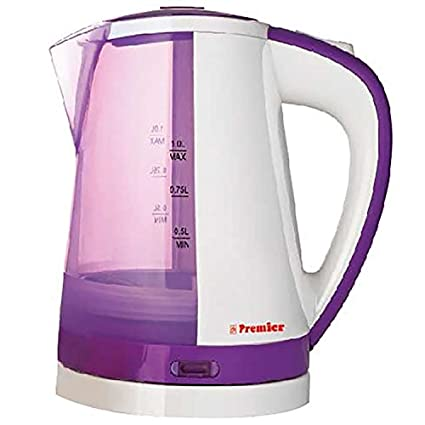 Premier FK0907A 1 Litre Electric Kettle