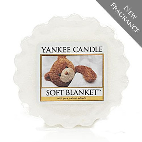 Yankee Candle Soft Blanket 10 Wax Tarts